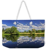 Hat Creek Reflections Weekender Tote Bag