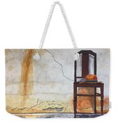 Hat On A Chair Weekender Tote Bag