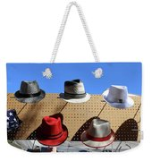 Hats Selection Day Dead  Weekender Tote Bag