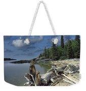 Hattie's Bay In Pukaskwa National Park Ontario Weekender Tote Bag