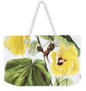 Hau Flower Art Weekender Tote Bag