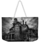 Haunted - Flemington Nj - Spooky Town Weekender Tote Bag