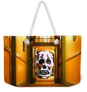Haunted Hallway Weekender Tote Bag