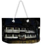 Haunted Hotel Weekender Tote Bag