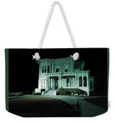 Haunted Merit Weekender Tote Bag