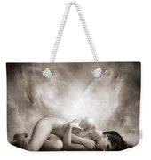 Haunted Weekender Tote Bag by Jacky Gerritsen