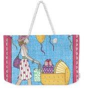 Haute Mama Weekender Tote Bag