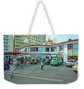 Havana-38 Weekender Tote Bag