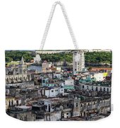 Havana Cityscape Weekender Tote Bag