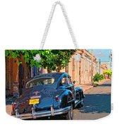 Havana Daydream Weekender Tote Bag