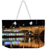 Havasu At Night Weekender Tote Bag