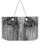 Have A Nice Day Bw Weekender Tote Bag