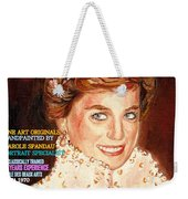 Have Your Portrait Painted Contact Carole Spandau 30 Years Experience Weekender Tote Bag