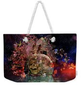 Have Your Tickets Out And Ready Betsy C Knapp Weekender Tote Bag