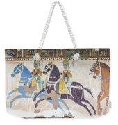 Haveli Art Weekender Tote Bag