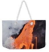 Hawaii Lava Weekender Tote Bag