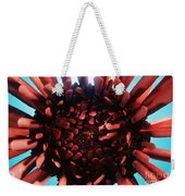 Hawaii Pencil Urchin Weekender Tote Bag