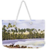 Hawaii Postcard Weekender Tote Bag