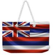 Hawaii State Flag Weekender Tote Bag