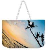 Hawaii Sunset Weekender Tote Bag