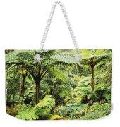 Hawaii Tropical Rainfores Weekender Tote Bag