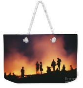 Hawaii Volcanoes National Park Weekender Tote Bag