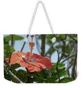 Hawaiian Beauty Weekender Tote Bag