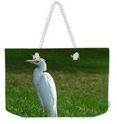 Hawaiian Cattle Egret Weekender Tote Bag