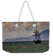 Hawaiian Chieftain-1 Weekender Tote Bag