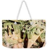 Hawaiian Feast  Weekender Tote Bag