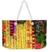 Hawaiian Flower Lei's Weekender Tote Bag