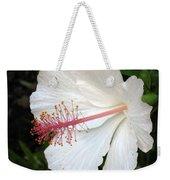 Hawaiian Hibiscus 2 Photograph Weekender Tote Bag