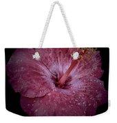 Hawaiian Hibiscus Weekender Tote Bag