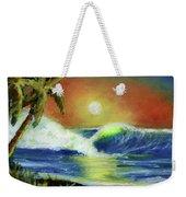 Hawaiian Moon #399 Weekender Tote Bag