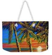 Hawaiian Moon #404 Weekender Tote Bag
