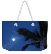 Hawaiian Moon Weekender Tote Bag