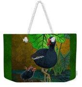 Hawaiian Moorhen Or Gallinule Weekender Tote Bag