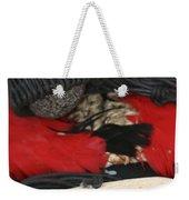Hawaiian Sling Stone Wailea Weekender Tote Bag