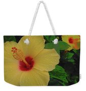 Hawaiian Sunrise Weekender Tote Bag