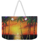 Hawaiian Sunset  #329 Weekender Tote Bag