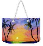 Hawaiian Sunset #36 Weekender Tote Bag