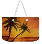 Hawaiian Sunset #380 Weekender Tote Bag