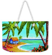 Hawaiian Tropical Beach  #364 Weekender Tote Bag
