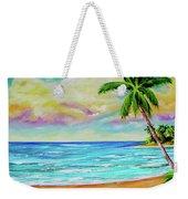 Hawaiian Tropical Beach #408 Weekender Tote Bag