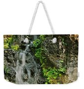 Hawaiian Waterfall Weekender Tote Bag