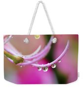 Hawaiin Rain Drops Weekender Tote Bag