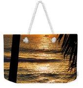 Hawaiin Sunset Weekender Tote Bag