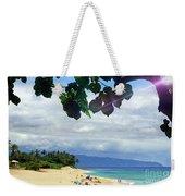 Hawii 3 Weekender Tote Bag
