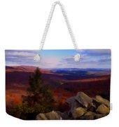 Hawk Mountain Pennsylvania Weekender Tote Bag