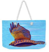 Hawk Speed Weekender Tote Bag